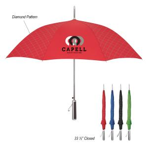 "46"" Arc Diamond Umbrella"