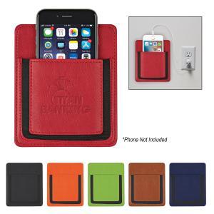 Adhesive Phone Pocket