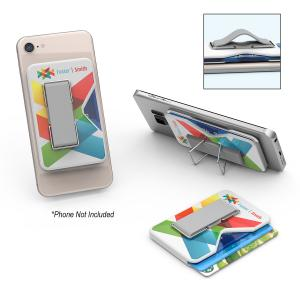 RFID Phone Wallet and Stand