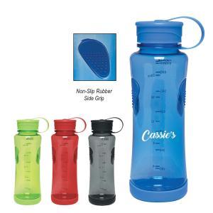 22 oz Tritan Measure Gripper Bottle