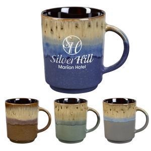 16 oz. Handcrafted Ceramic Mug