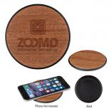 Timber Wood Wireless Charging Pad