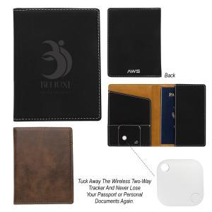 RFID Passport Wallet Seek Set