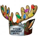 Multi-Color Antlers Paper Headband