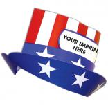 Adult Uncle Sam Paper Topper
