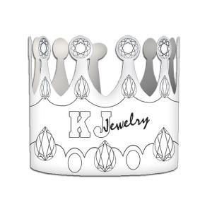 Coloring Paper Crown