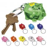 Piggy Bank Key Tag