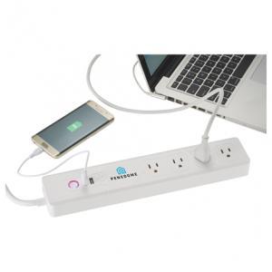 Wifi Smart Power Strip w/ USB Output