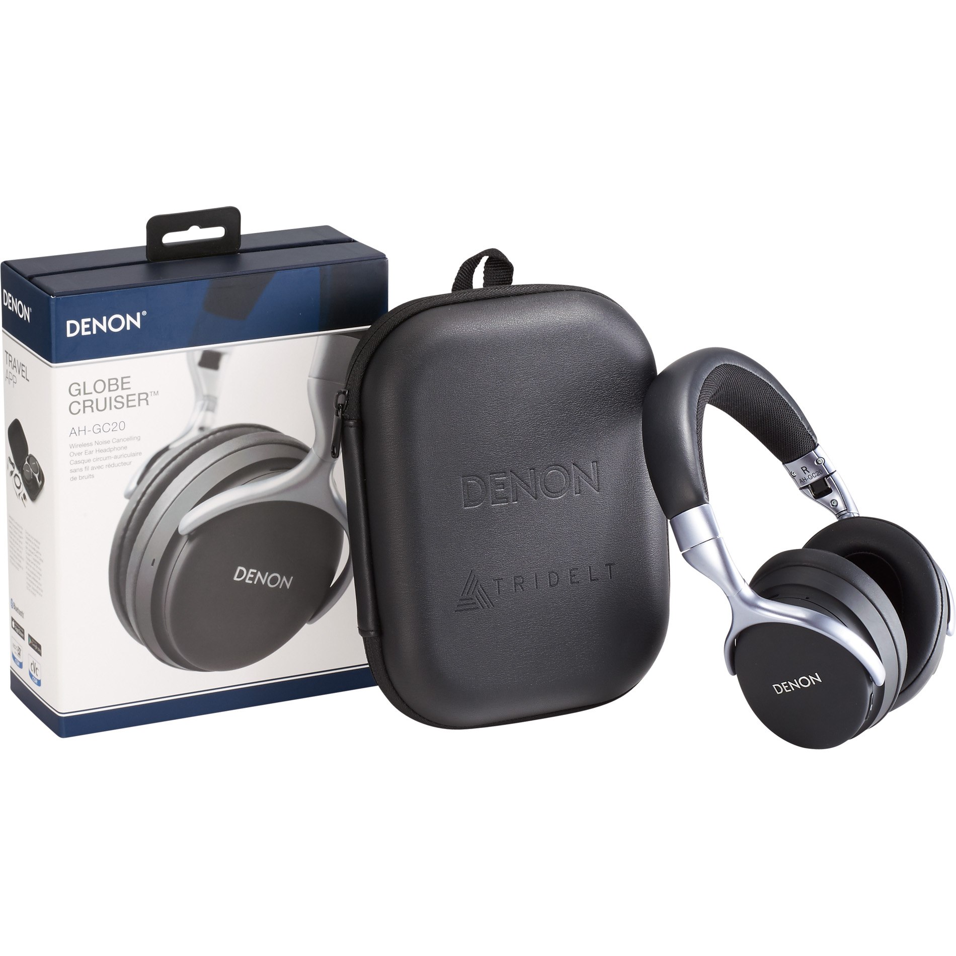 Denon Global Cruiser Bluetooth Headphones w/ ANC