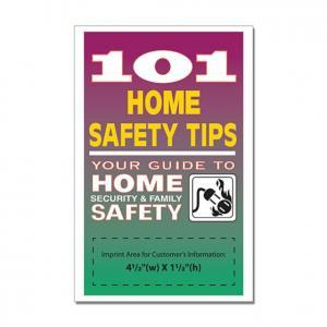 101 Home Safety Tips Handbook