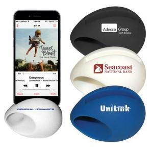 Hands-Free Sound Egg Speaker Dock