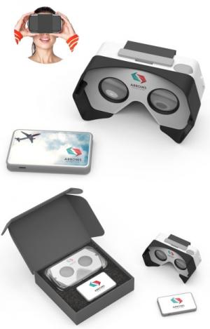 Full Color CloudVR Virtual Reality Kit