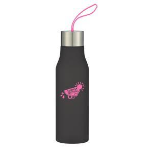 22 oz. Tritan Vibrant Bottle w/ Strap