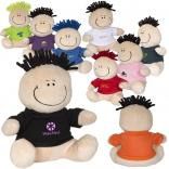 "7"" MopToppers Plush with T-Shirt"