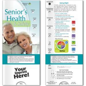 Senior's Health and Safety Pocket Slider