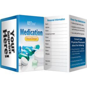 Medication Record Keeper Key Points Pamphlet
