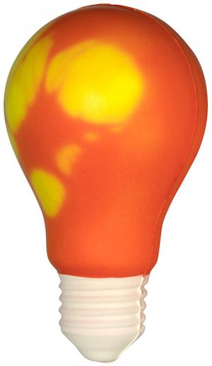 Squeezies Mood Light Bulb Stress Reliever