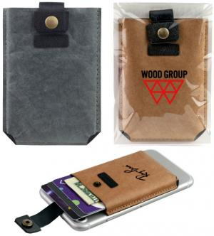 Kanga Artisan Phone Wallet