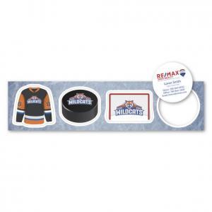 4-in-1 Baseball Magnet Set