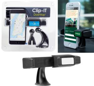 Clip-IT Dashtop Phone Car Mount