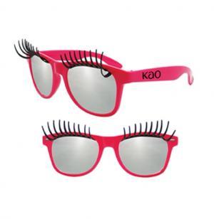 Pretty Eyelash Glasses