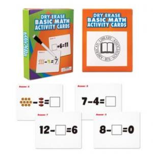 Wipe Off Math Cards
