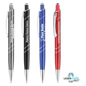 Sleek Metal Ball Pen