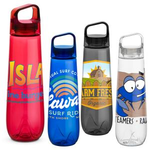 24 oz. Translucent Water Bottle