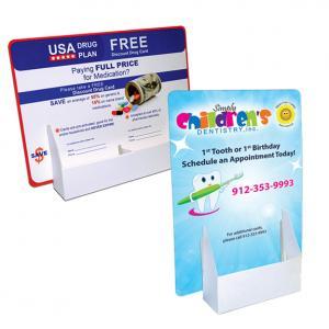 "7"" x 10"" Brochure/Card Holder Displays"