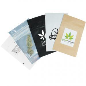 1/8 oz. CR Smell Proof Bag