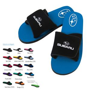 BrandGear Cardiff Slide Sandals