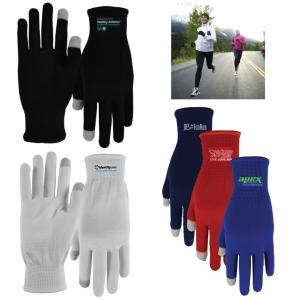 Sports Pro Runners Text Gloves (Fusion Digiprint)
