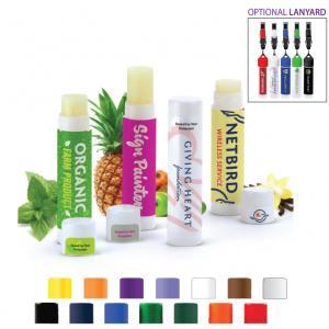 USA Made Natural Beeswax Lip Balm