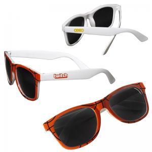 Basketball Theme Sunglasses