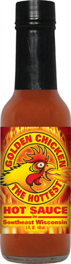 5oz. Extreme Hot Pepper Sauce