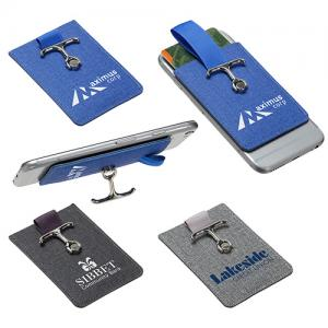 2-in-1 Phone Wallet Stand
