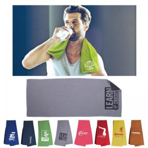 30 Inch Deluxe High Tech Cooling Towel