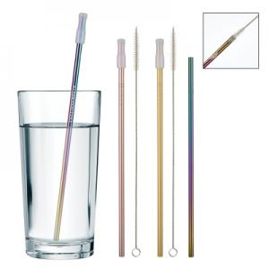 Park Avenue Stainless Steel Straw