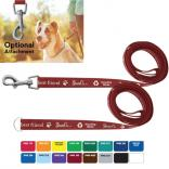 "Poly 66""x 3/4"" Pet Leash"