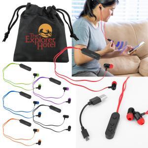 Sound Trek Wireless Earbuds with Pouch