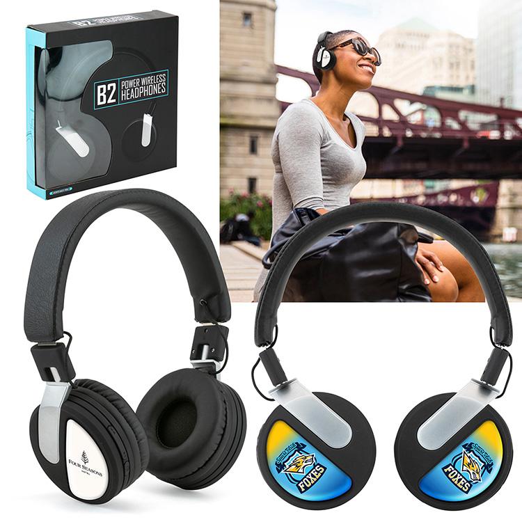 B2 Power Wireless Headphones