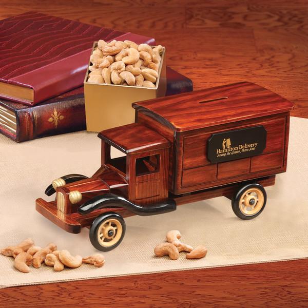 1935 Delivery Truck W/ Jumbo Cashews