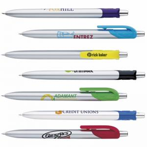 Bic Honor Silver Pen