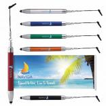 Pull-Out Banner Stylus Pen