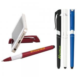 Multi-Tech Stylus Pen with Cap