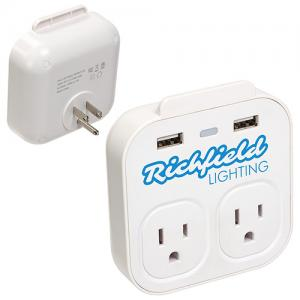 Wall Charger and Phone Holder