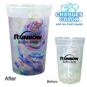 17 Oz. Rainbow Confetti Mood Cup