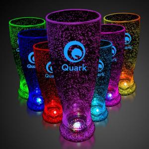 24 oz Tall Light Up Pilsner Drink Cup