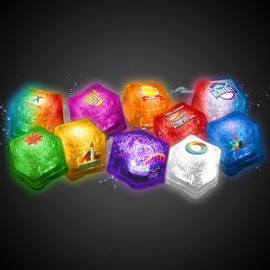 LITECUBE Plastic Ice Cubes