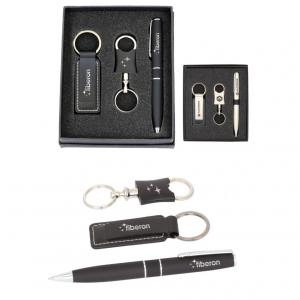 Keychain and Pen Set